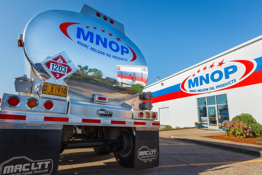 Marc Nelson Oil delivers a range of fuel, lubricant, and chemicals